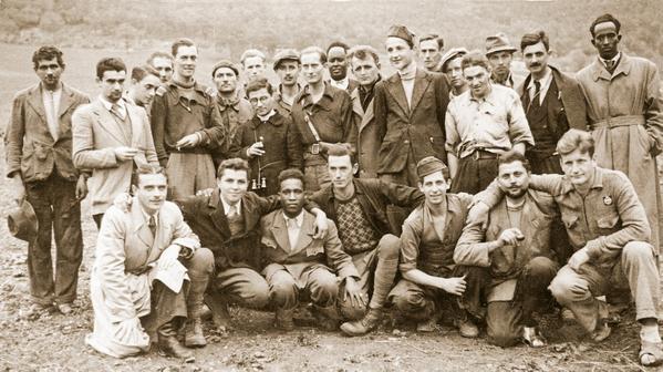 Favoloso Partigiani razza meticcia | C.S.O.A. GABRIO OC85